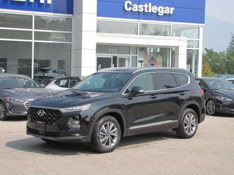 2019 Hyundai Santa Fe Preferred AWD