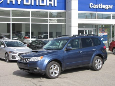 2013 Subaru Forester XT Limited