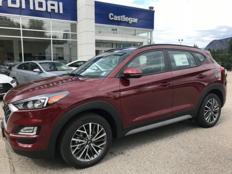 2019 Hyundai Tucson Preferred Trend