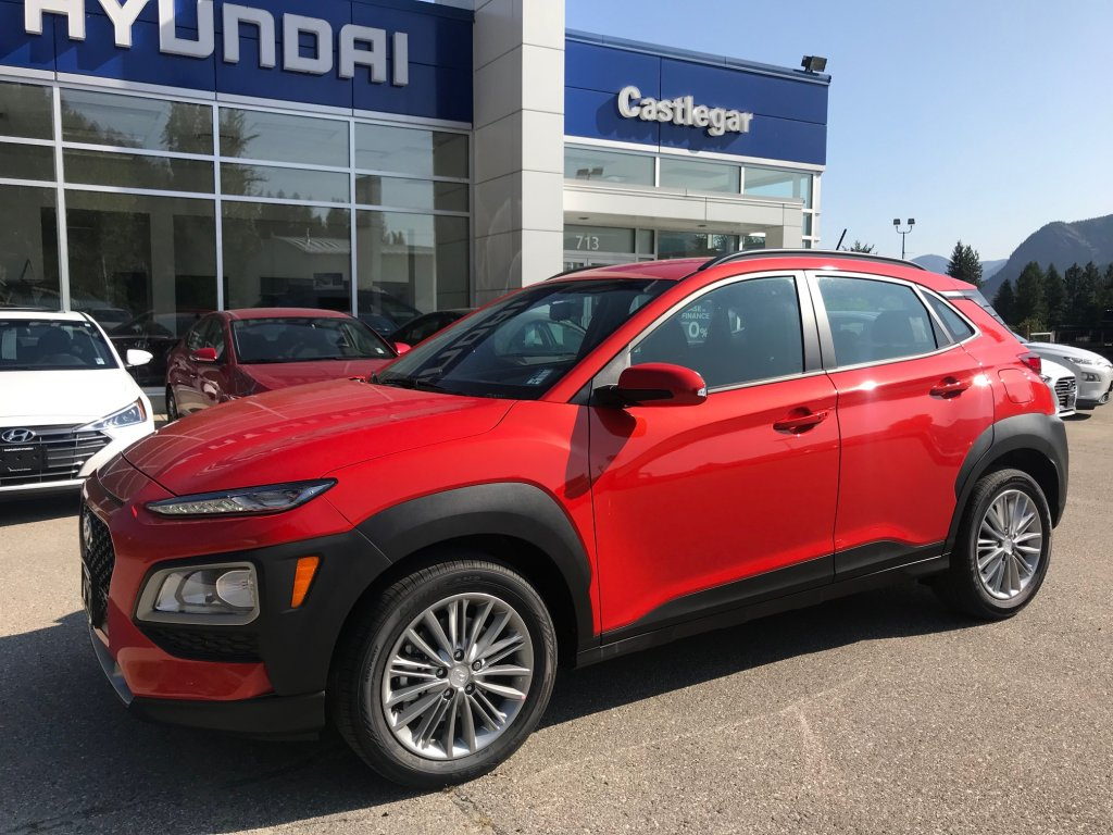 2020 Hyundai Kona Preferred AWD (40335) Main Image