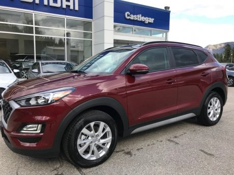 2020 Hyundai Tucson Preferred Sun & Leather AWD