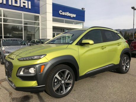 2020 Hyundai Kona Ultimate