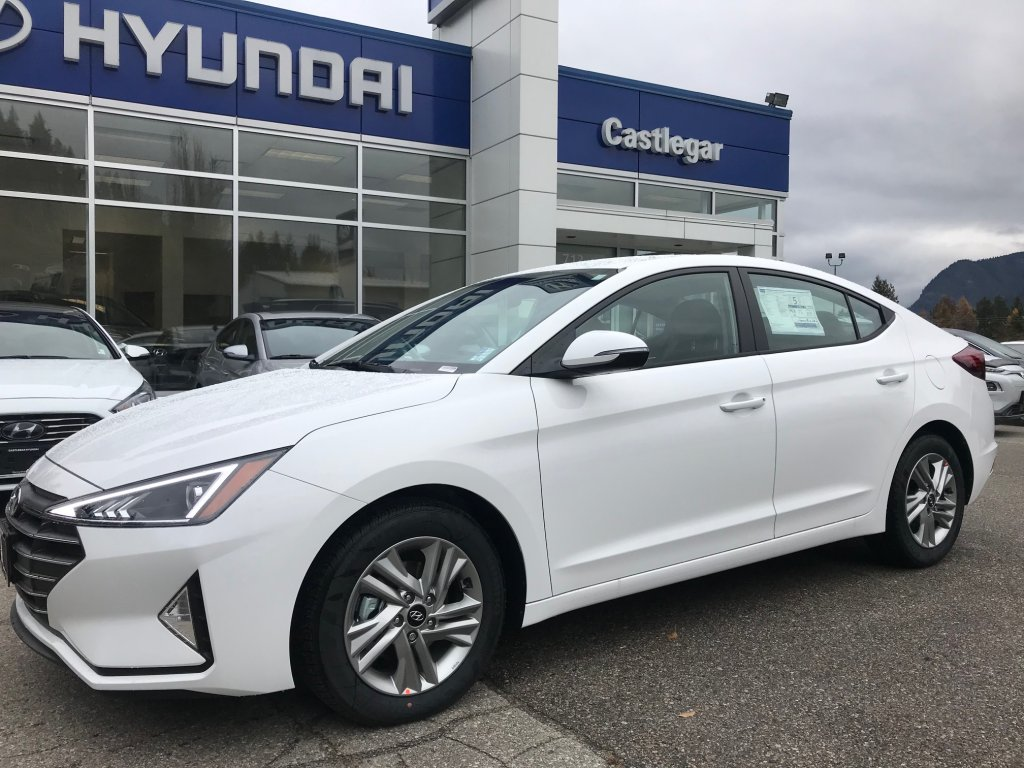 2020 Hyundai Elantra Preferred (40526) Main Image