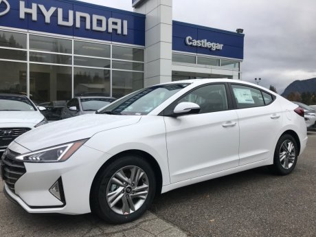 2020 Hyundai Elantra Preferred