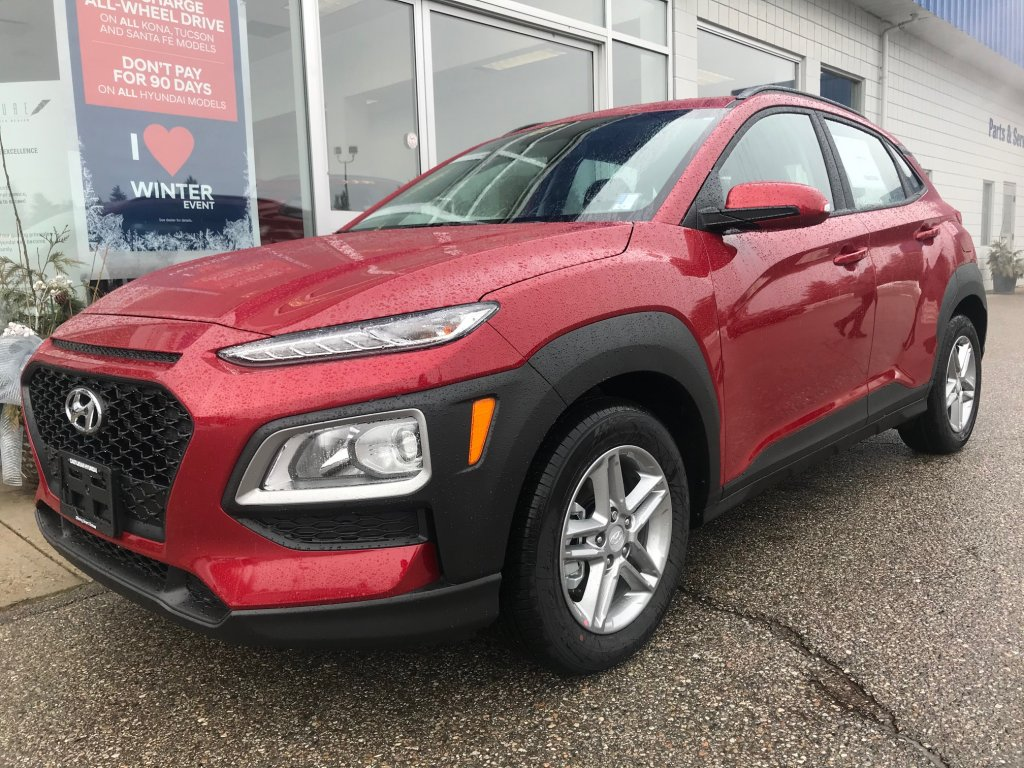 2020 Hyundai Kona Preferred AWD (40844) Main Image