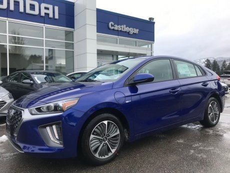 2020 Hyundai IONIQ Electric Plus Preferred