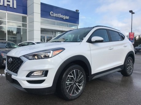 2020 Hyundai Tucson Preferred Trend AWD