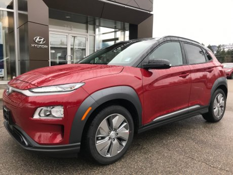 2021 Hyundai Kona Electric Preferred