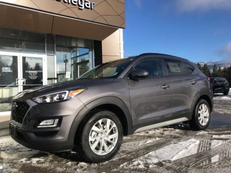 2021 Hyundai Tucson Preferred Sun & Leather Package