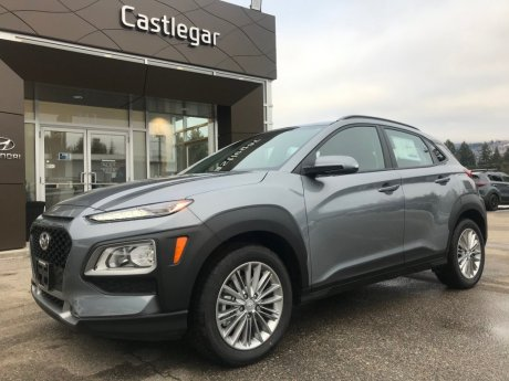 2021 Hyundai Kona Preferred