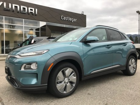 2021 Hyundai Kona Electric Ultimate