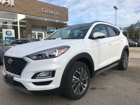 2021 Hyundai Tucson Preferred Trend